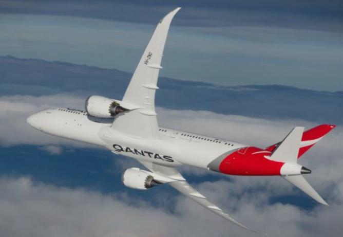 Квантас тргнува на најдолгиот непрекинат лет во светот од Њујорк до Сиднеј