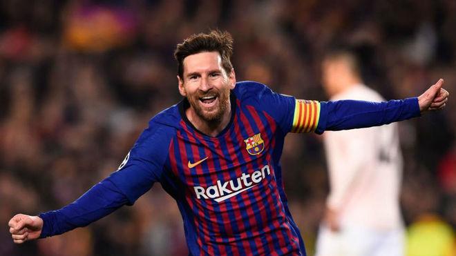 Куман: Меси е среќен во Барселона