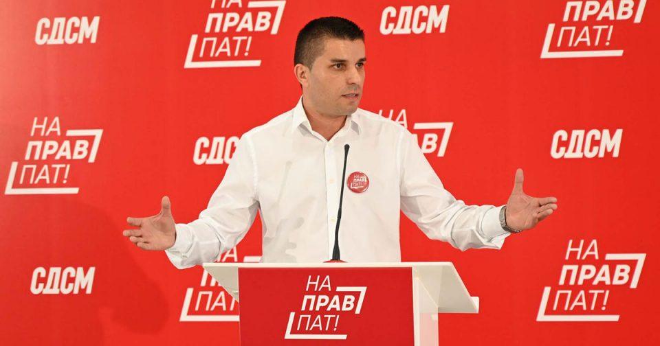 Јанушев до Љупчо Николовски: Ќе си лежите за се, ама ние не даваме лажни ветувања како вас