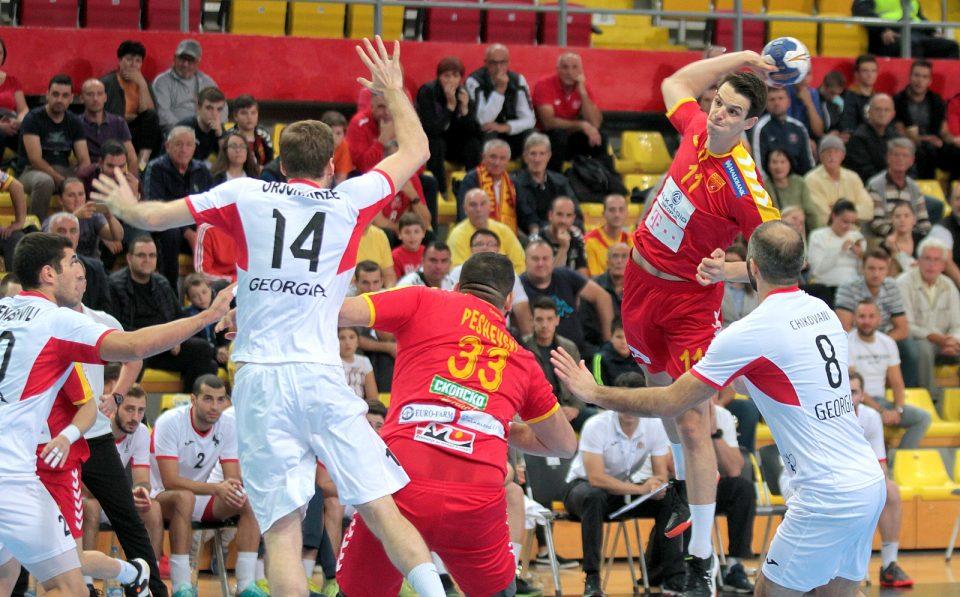 Македонија и во вториот меч подобра од Грузија
