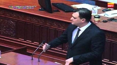 Камчев: Дојдовте на дереџе да промовирате и браните некои нови шминкерски мерки кои мислите дека лесно ќе поминат кај народот