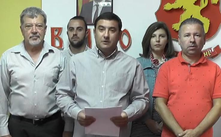Манчев: Две години неработење и пустош во Неготино