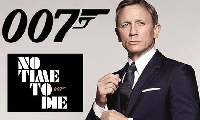 """ФОТО: Објавен постерот за новиот Џејмс Бонд – """"Не е време за умирање"""""""