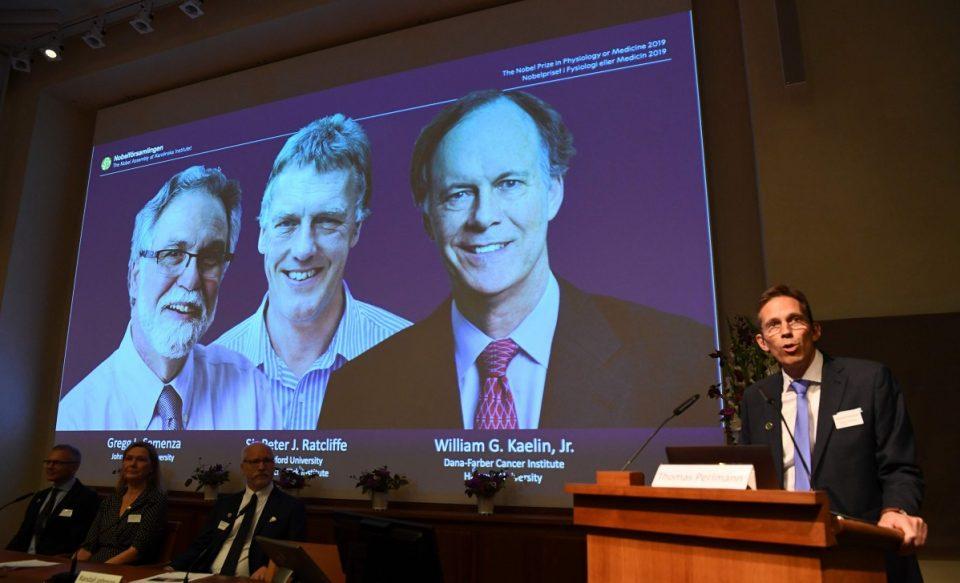 Тројца научници добитници на Нобеловата награда за медицина
