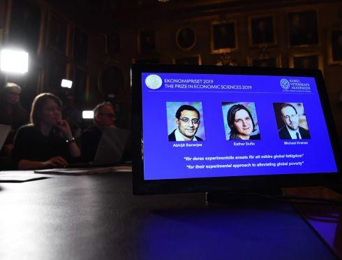 Тројца добитници на Нобеловата награда за економија