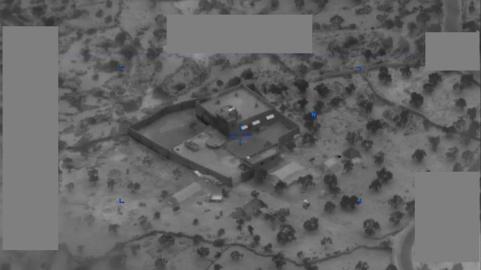 ВИДЕО: Пентагон објави снимки од нападот врз засолништето на Ал Багдади