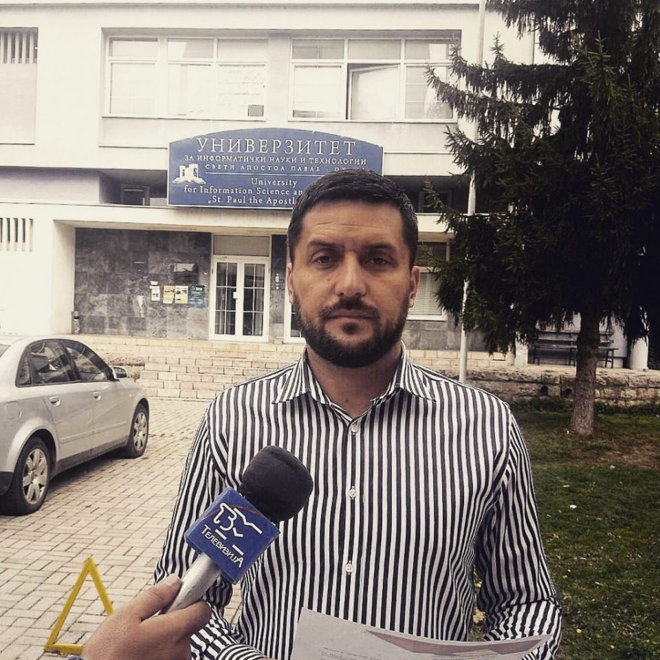 ВМРО-ДПМНЕ ОК Охрид: Институтот за филм – Филмска академија Охрид во соработка со ФАМУ од Прага згаснува, а требаше да прерасне во меѓународно препознатлива високообразовна институција