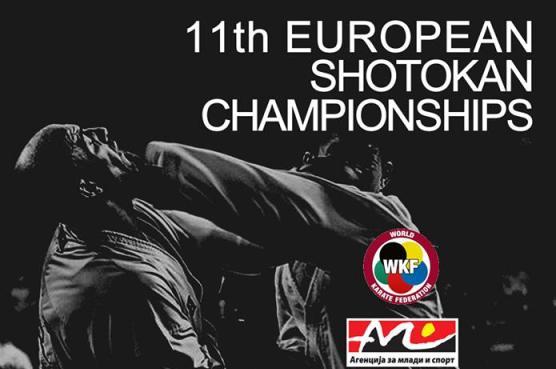 Голем интерес за Европското шотокан првенство во Скопје