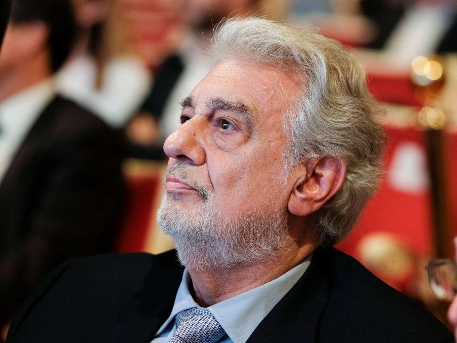 По скандалозните обвинувања, Пласидо Доминго си поднесе оставка