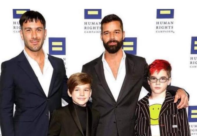 Рики Мартин и неговиот сопруг го добија четвртото дете
