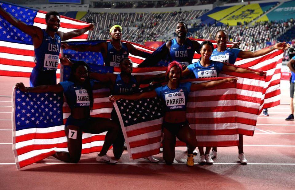 САД најуспешни на атлетскиот Мундијал во Доха