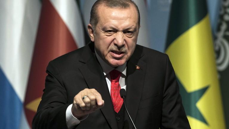Ердоган го фрлил во ѓубре писмото од Трамп