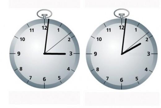 В сабота кон недела ги поместуваме стрелките на часовникот за еден час наназад