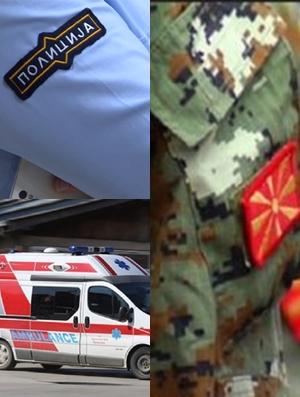 ДРЖАВАТА ВО КОЛАПС: Докторите на терен одат со фармерки и омален мантил, полицајците позајмуваат облека, војниците со искинати униформи