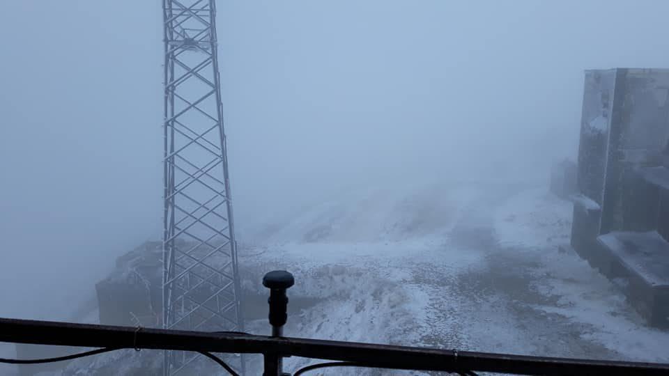 Падна првиот снег во Македонија