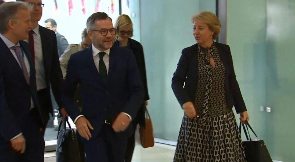 Телма: Франција и Холандија бараат одвојување на Македонија од Албанија