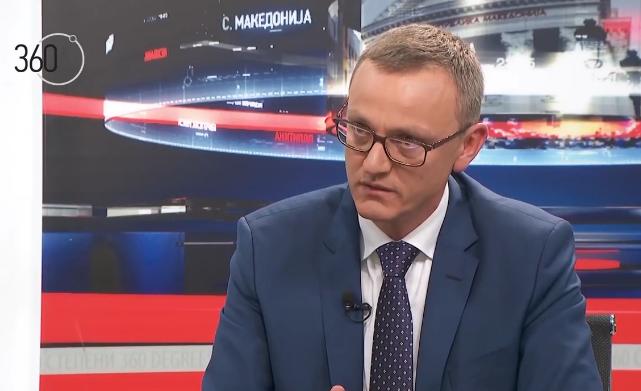 Спасеновски: Единствена исправна одлука сега се предвремени парламентарни избори