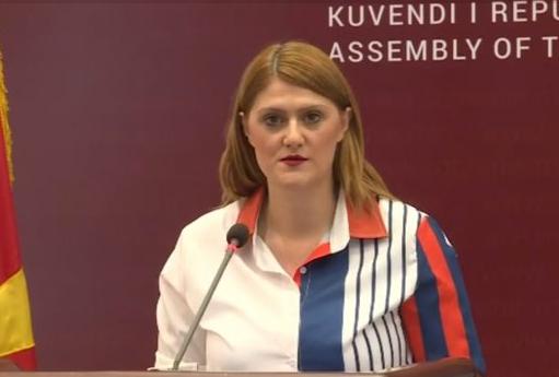 Пратеничката Невенка Стаменковска-Стојковска си поднесе оставка