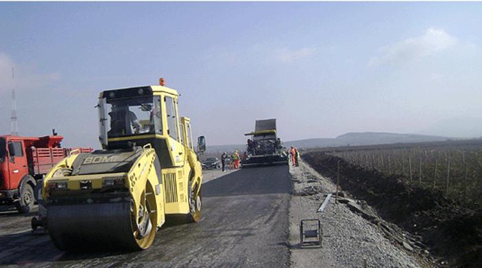 Пренасочен сообраќајот на магистралниот пат Штип-Делчево
