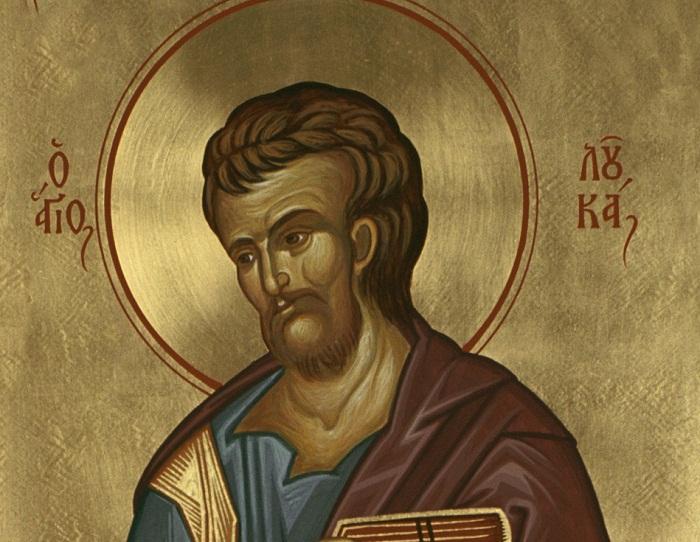 Денеска еСв. Лука, соработникот на апостол Павле ги наслика првите икони на Богородица