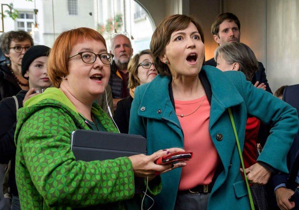 Зелените освоија една петина од гласовите на парламентарните избори во Швајцарија
