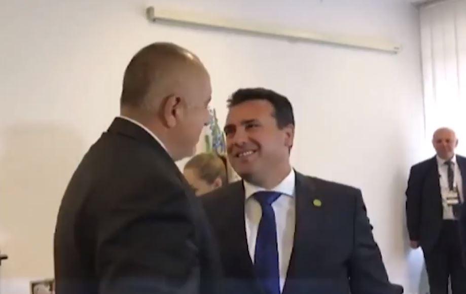 Борисов со порака до Зоран Заев