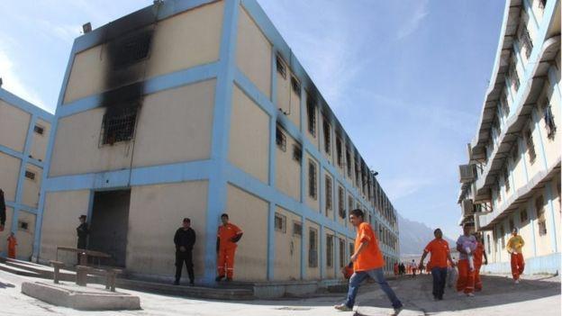 Еден од најозлогласените затвори во Мексико станува државен архив