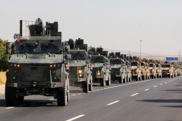 Tурско МО: Продолжуваат нападите врз северниот дел од Сирија