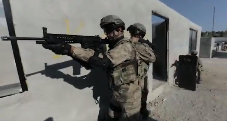 Турската војска влезе во Сирија
