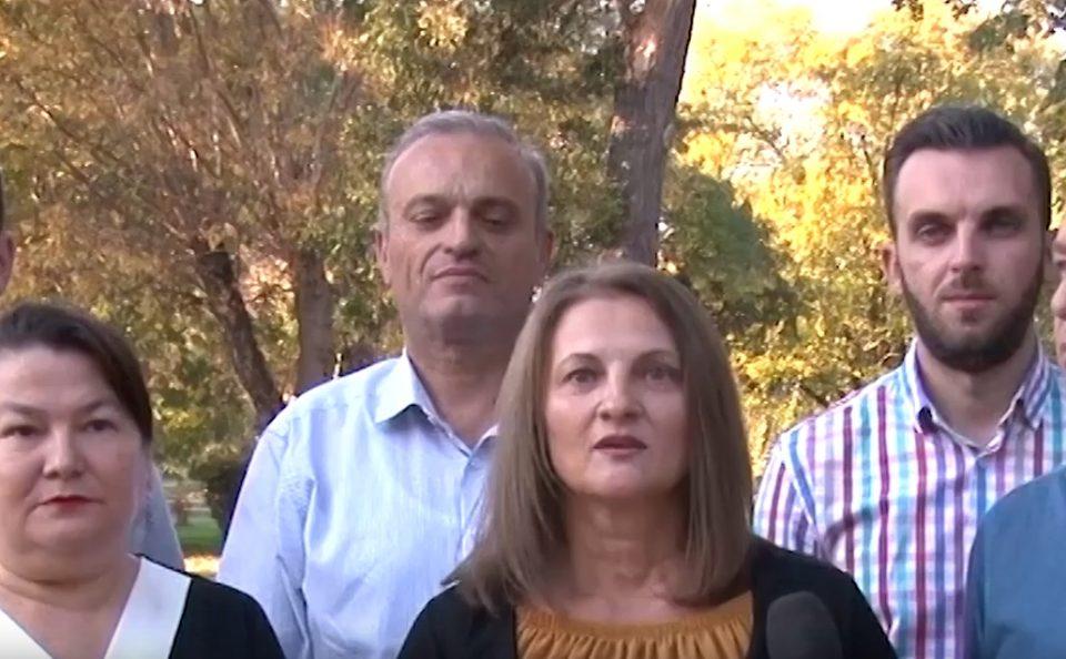 Трајкова: Поминаа точно две години од работењето на градоначалникот Аце Коцевски, а граѓаните се уште немаат видено конкретни резултати од ветувањата за живот