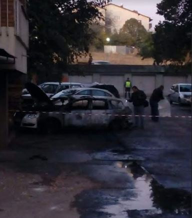 """""""Случајот со палењето на автомобилите во Штип е показател за криминализираноста која СДСМ ја донесе- срамно да се обидува да го впери прстот во ВМРО-ДПМНЕ"""""""