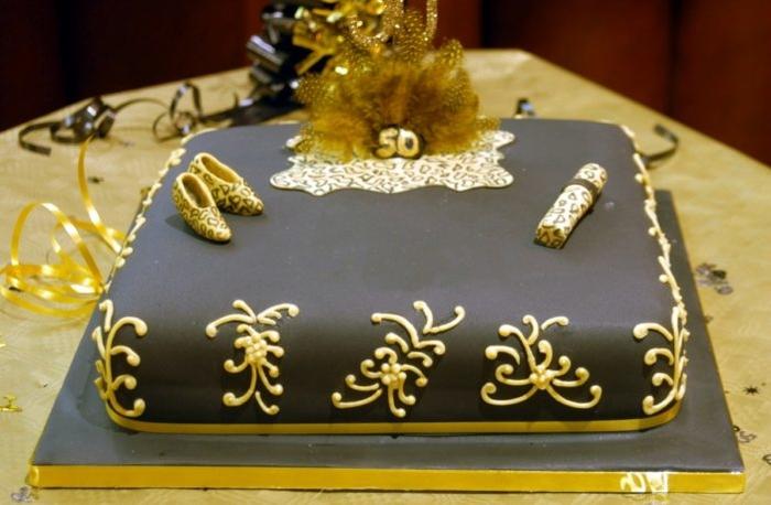 Најскапа торта во Турција: Направена е од 340 грама 14-каратно злато за јадење