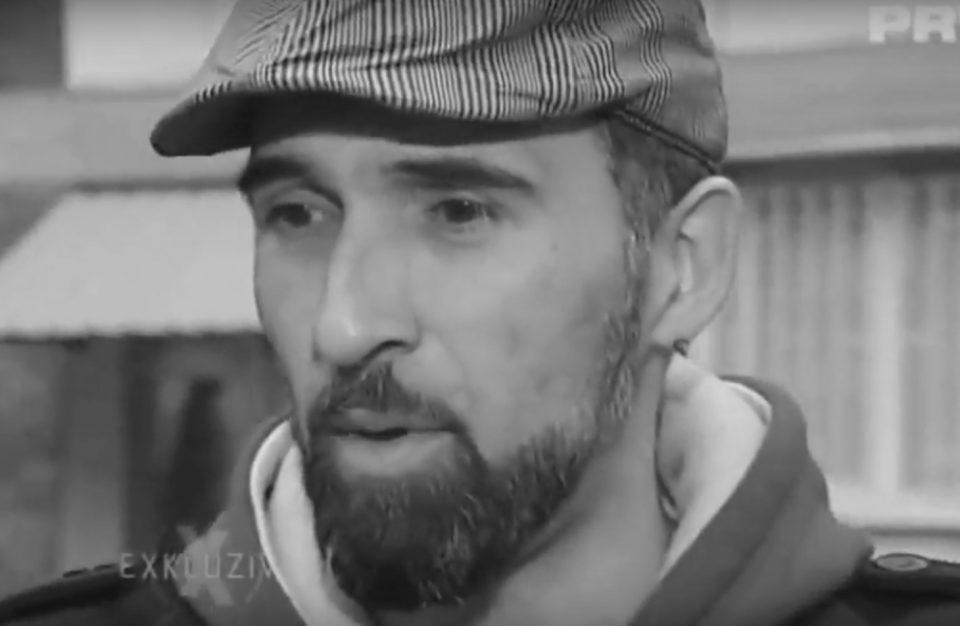 Почина Бане 187: Пријателите и членовите на семејството се простуваат од српскиот рапер