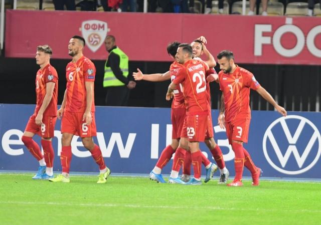 Познато е каде Македонија би играла на ЕП 2020 – во групата нѐ чека Италија