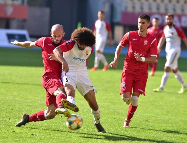 Вардар му го нанесе првиот пораз на Борец на домашен терен оваа сезона