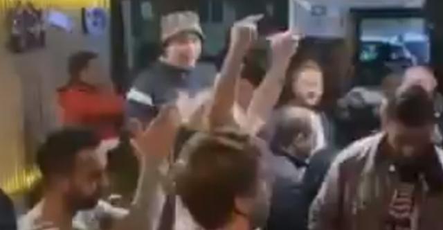 Србите ќе збеснат кога ќе слушнат што пееја навивачите на Англија во Косово (ВИДЕО)