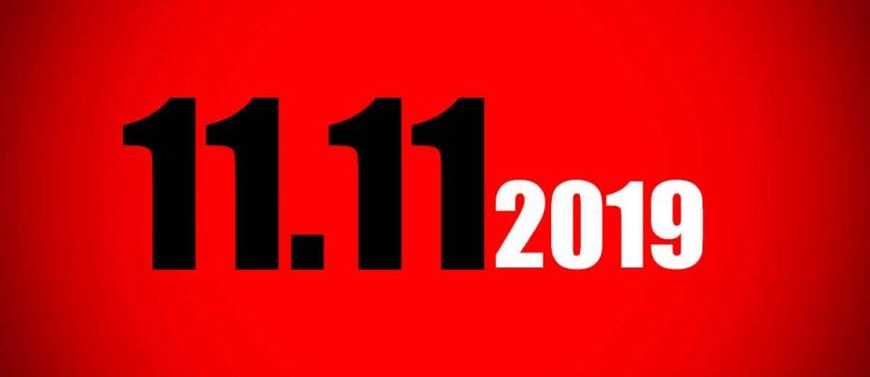 Знаете ли зошто 11.11 е посебен ден? Симболиката на броевите е толку моќна, што мора да ја искористите