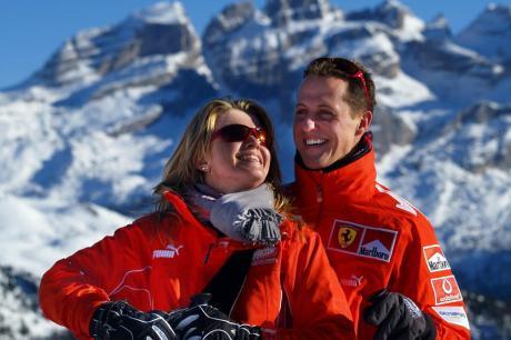 Сопругата на Шумахер: Никогаш нема да заборавам што направи за мене