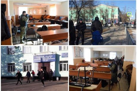 Детали за пукањето во Русија: Му се доближил и прашал дали е бесмртен, па почнал да пука (ВИДЕО)