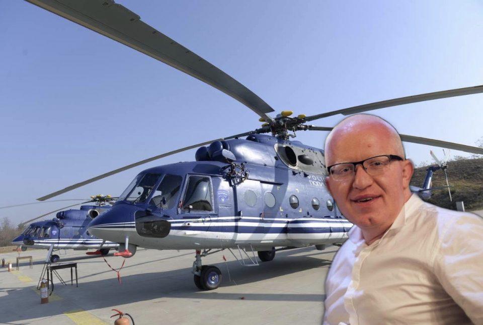 ИРЛ: Мистериозниот пат на добитникот на тендерот за хеликоптерски услуги во Итната помош