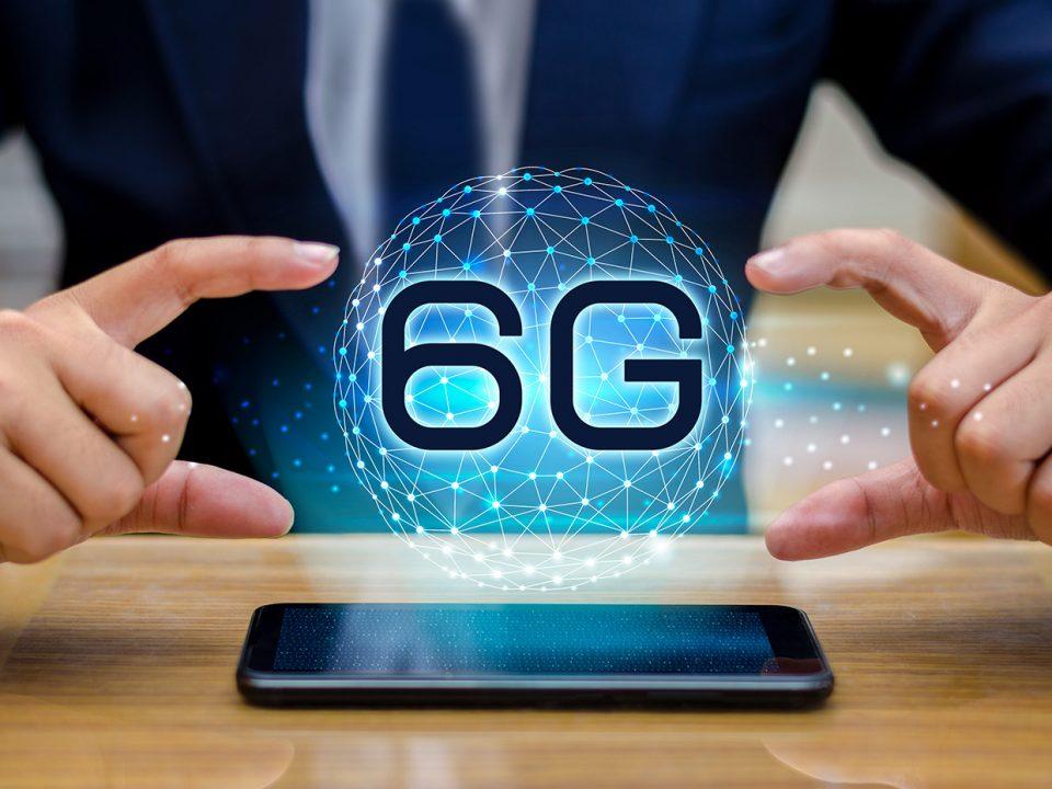 Кина работи на 6-Г технологија