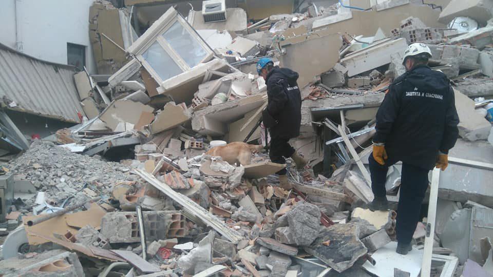 Објавени имињата на 46 лица коишто загинаа во земјотресот во Албанија