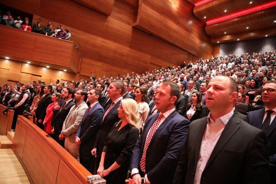 Мисајловски: Новата влада на Република Македонија предводена од ВМРО-ДПМНЕ ќе биде најголем сојузник на младите