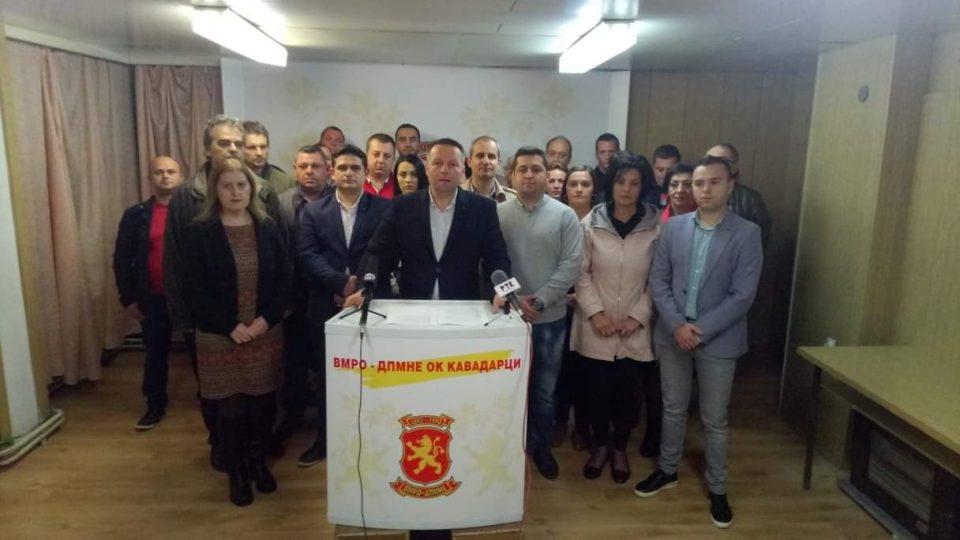 """""""Крајот на Заев и СДСМ е се поочигледен"""""""
