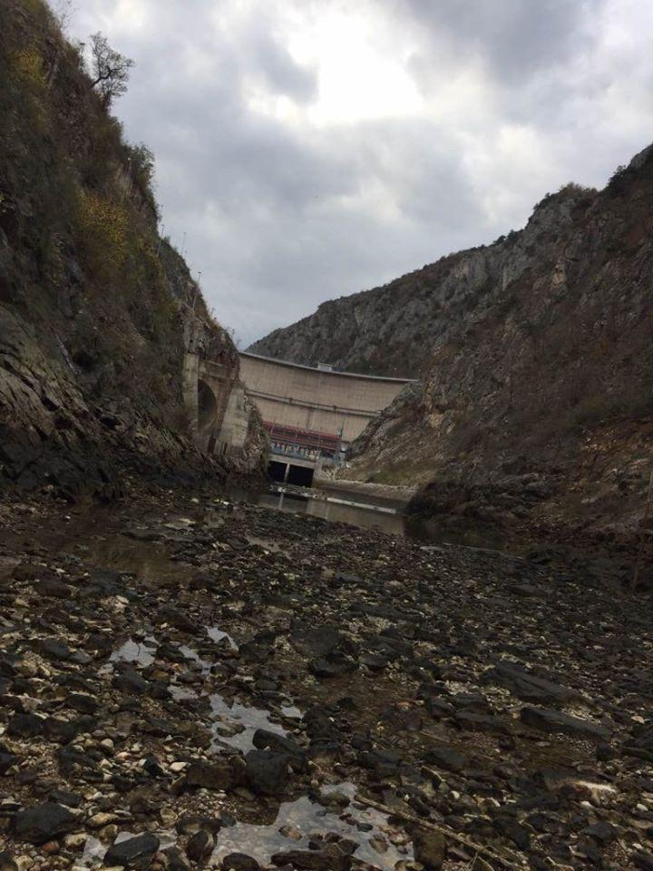 ФОТО: Еколошка катастрофа на Матка