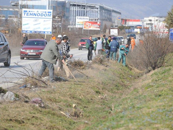 40.000 административци на 14 декември ќе се приклучи на акцијата за чистење ѓубре
