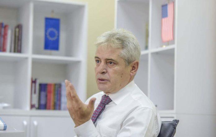 Ахмети-Холштеин: Очекуваме брзо конституирање на Собранието и избор на Влада