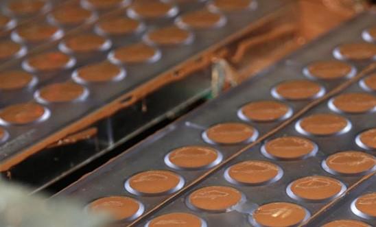 Во Србија се продаваат чоколатца со ликот на Голема Албанија