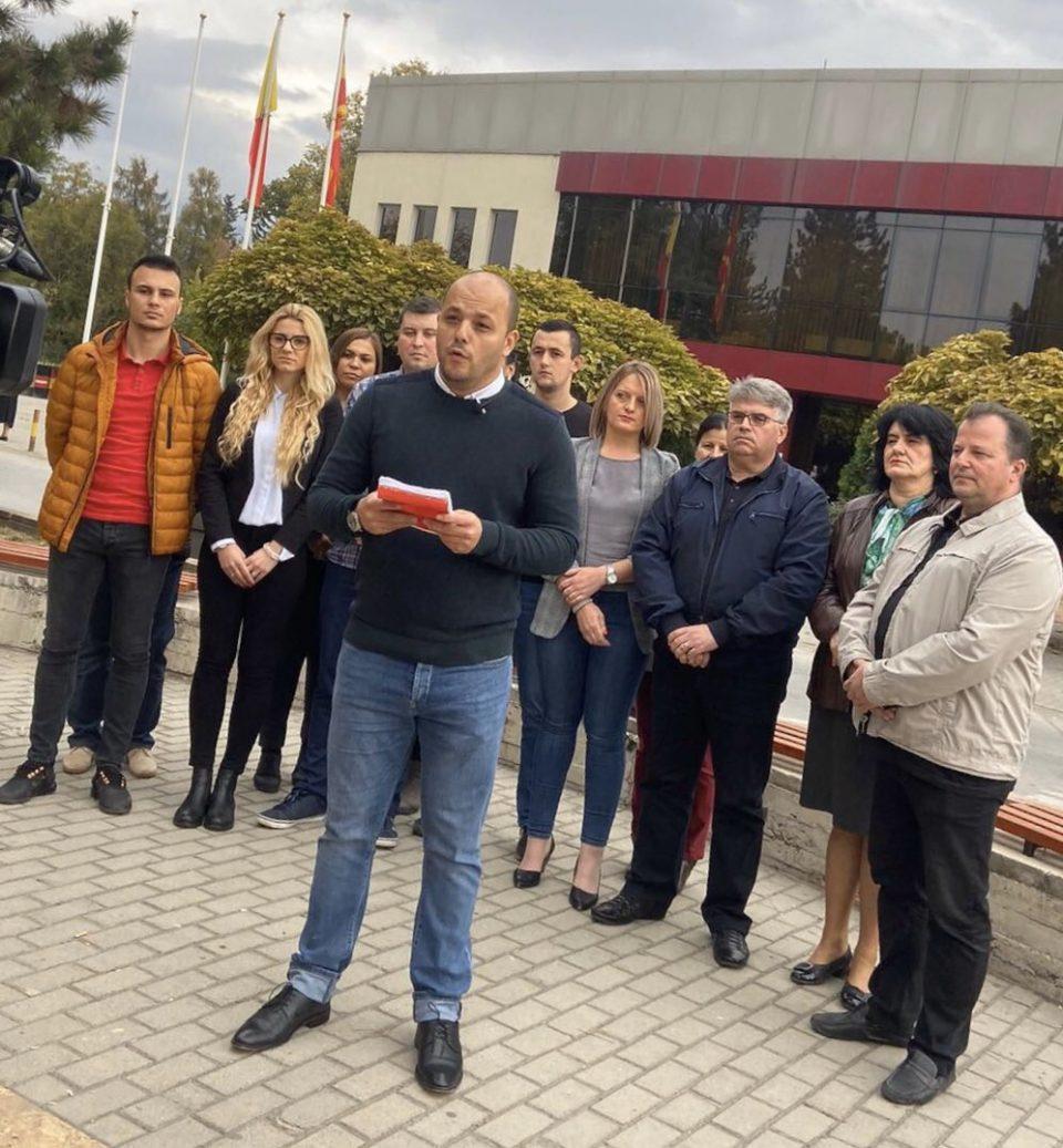 Костовски: Поминаа цели две години од мандатот на градоначалникот Велимир Смилевски, две најлоши години за општина Бутел