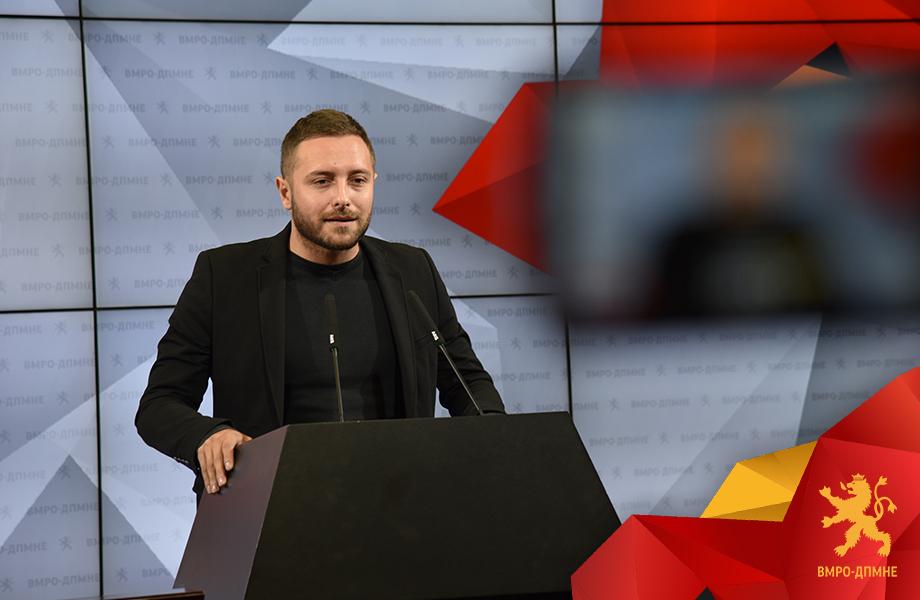 Арсовски: Заев лично ја извади Катица Јанева од затвор
